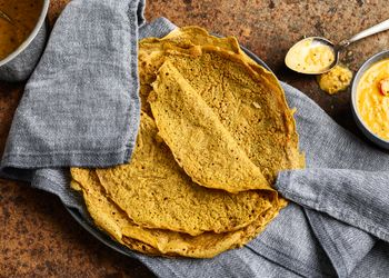 Chapati – Low Carb